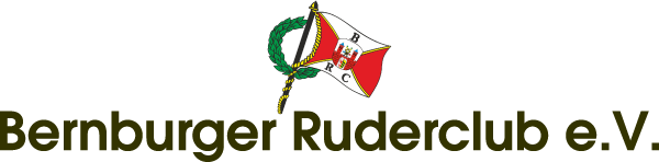 Bernburger Ruderclub Logo